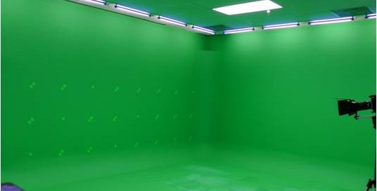 Green Screen Cgi